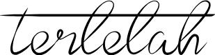 Preview image for Terlelah Font