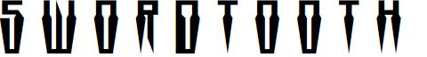 Swordtooth Title