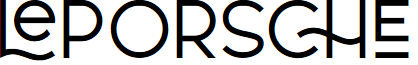 AL_LePORSCHE_PersonalUseOnly font