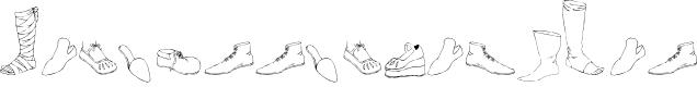 Preview image for RenaissanceShoes Font