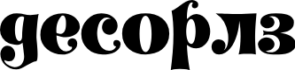 Preview image for Decorlz Font