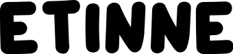 Preview image for ETINNE Font