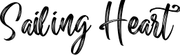 Preview image for Sailing Heart Font