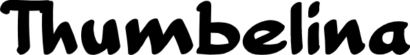 Preview image for Thumbelina Font
