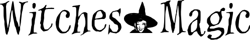Preview image for Witches Magic Font