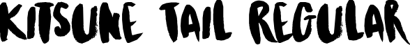 DK Kitsune Tail Regular