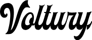 Preview image for Voltury Font