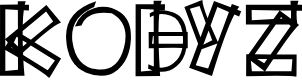 Preview image for KODYZ Font