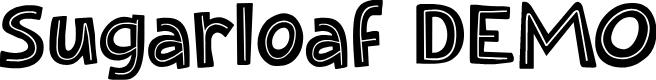 Preview image for Sugarloaf DEMO Regular Font