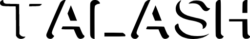Preview image for TALASH Font