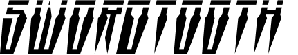 Preview image for Swordtooth Laser Italic