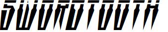 Swordtooth Laser Italic