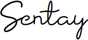 Preview image for Sentay Font