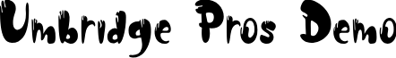 Umbridge Pros Demo