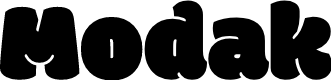 Preview image for Modak Font