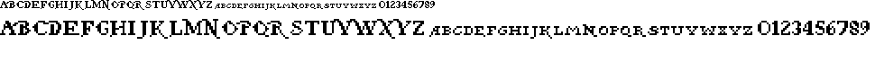 Preview image for Pixel Pirate Regular Font