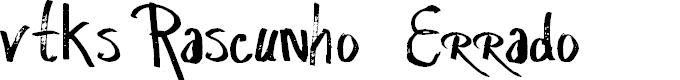 Preview image for vtks Rascunho  Errado