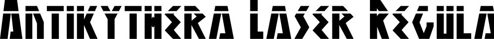 Preview image for Antikythera Laser Regular