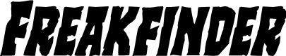 Preview image for Freakfinder Italic