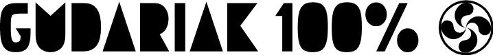Preview image for Gudariak Font
