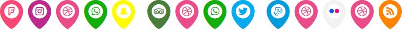 Icons Font Color