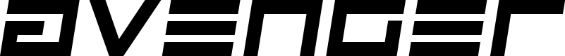 Preview image for Avenger Semi-Italic
