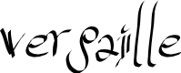 Preview image for versaille Font