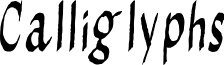 Calliglyphs
