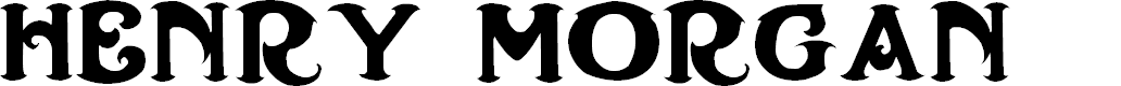 Preview image for Henry Morgan Font