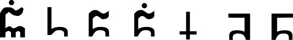 Preview image for Gargish Font