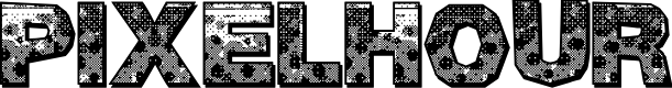 Preview image for PixelHour Font