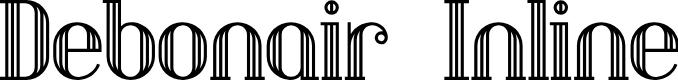 Preview image for DebonairInline