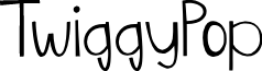 TwiggyPop