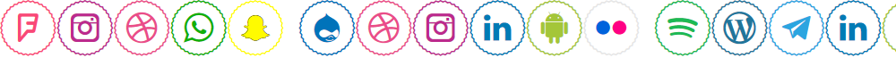 Icons Social Media 2