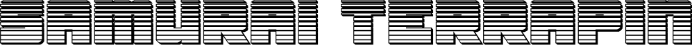 Samurai Terrapin Chrome