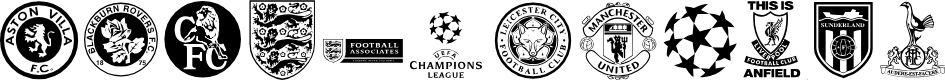 Preview image for premiership Font