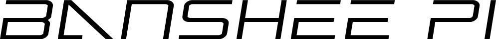 Preview image for Banshee Pilot Semi-Italic