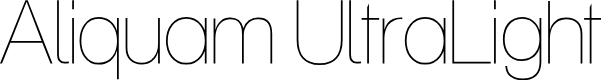 Preview image for Aliquam UltraLight