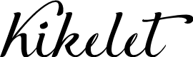 Preview image for Kikelet Font