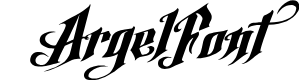 Preview image for Argel Font