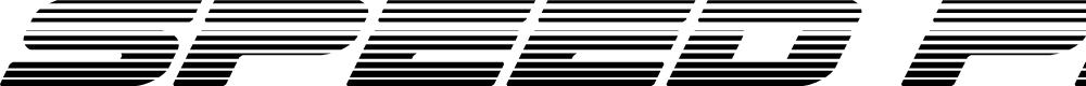Preview image for Speed Phreak Gradient Italic