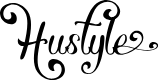 Preview image for Hustyle Font