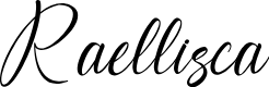 Preview image for Raellisca Font