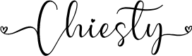 Preview image for Chiesty Font