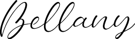 Preview image for Bellany Font
