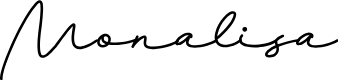 Preview image for Monalisa Font