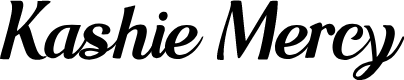 Preview image for Kashie Mercy Font