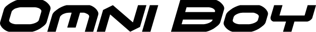 Omni Boy Condensed Italic