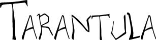 Preview image for Tarantula Font