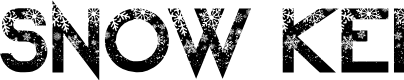 Preview image for Snow Kei Font